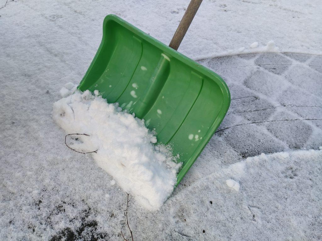 Winterdienst für private Haushalte